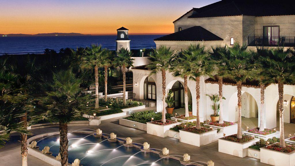 Hyatt Regency in Huntington Beach