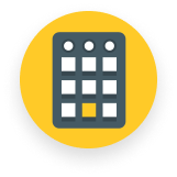 Network Control Center Icon