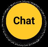 Yellow circle chat icon